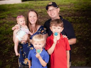Mr. Nice Guy Medicare family shot 2019